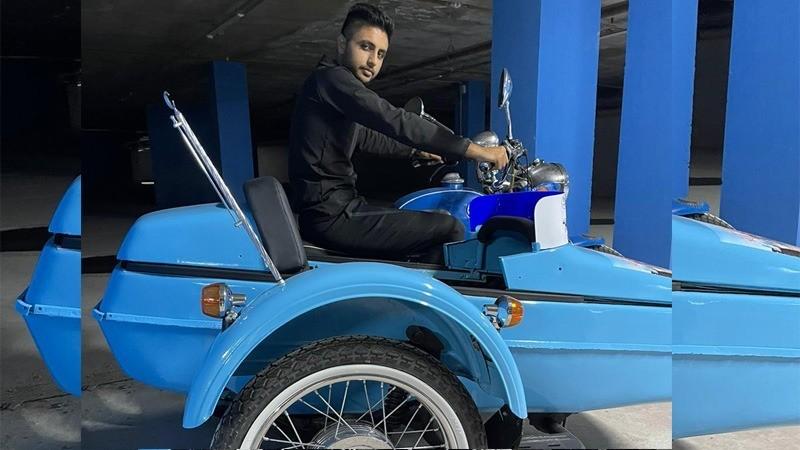 David Maltas, Kemal Sunal'ın Doktor Civanım filminde kullandığı motosiklete sponsor oldu