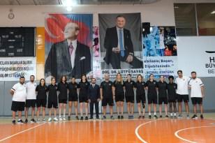 Hatayspor Kadın Basketbol Takımı'ndan 12 transfer