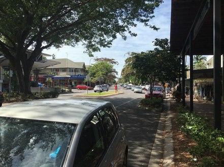 Macrossan Street Port Douglas View