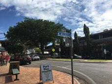 Mockas Pies Port Douglas Sign