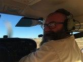 Wilpena Pound scenic flight David