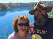David Megan Blue Lake