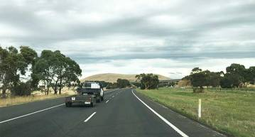 Road Bright to Melbourne