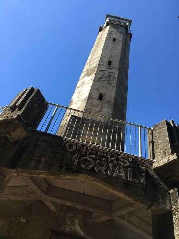 Pioneer's Memorial Tower