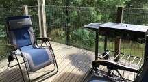 Oztrail Sun Lounge Jumbo Chair