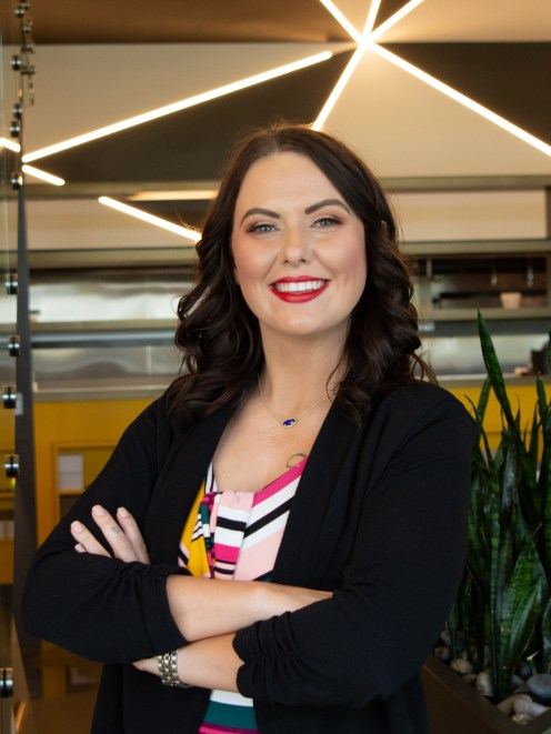 General Manager, Kennedy Shahan