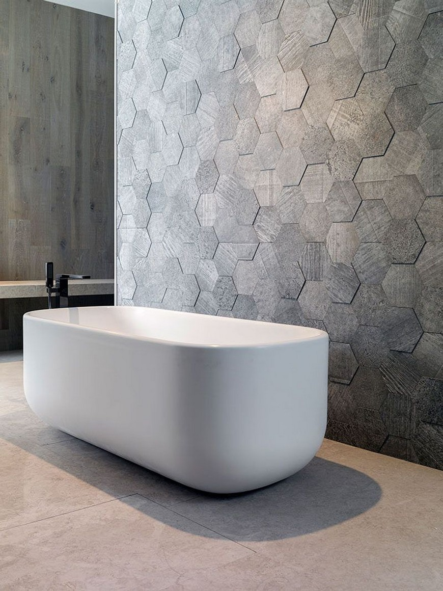 8 bathroom tile trends for 2020