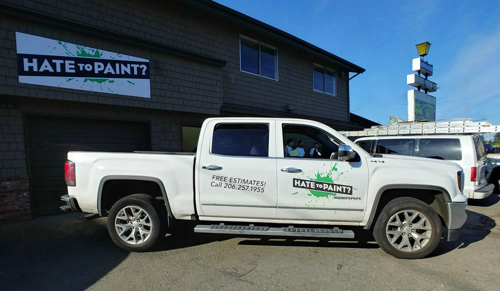 Hate to Paint? Residential and Commercial Paitning in Seattle and Beyond