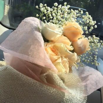 hatikuflorist - Bouquet Mawar