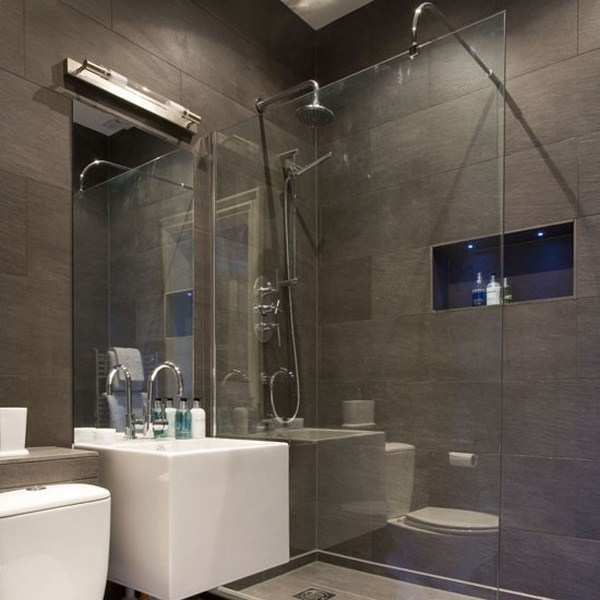 100 Small Bathroom Designs & Ideas - Hative on Small Space Small Bathroom Ideas Uk id=71881