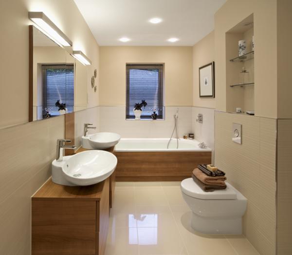 100 Small Bathroom Designs & Ideas - Hative on Contemporary Small Bathroom Ideas  id=38572