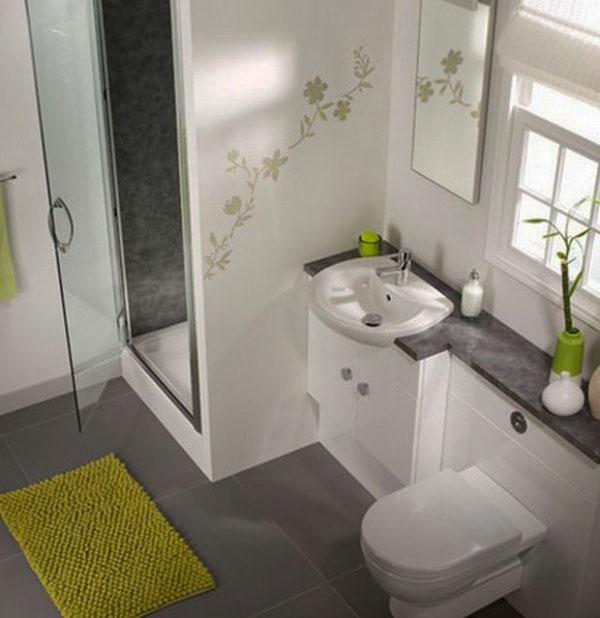100 Small Bathroom Designs & Ideas - Hative on Modern Small Bathroom Design  id=11329