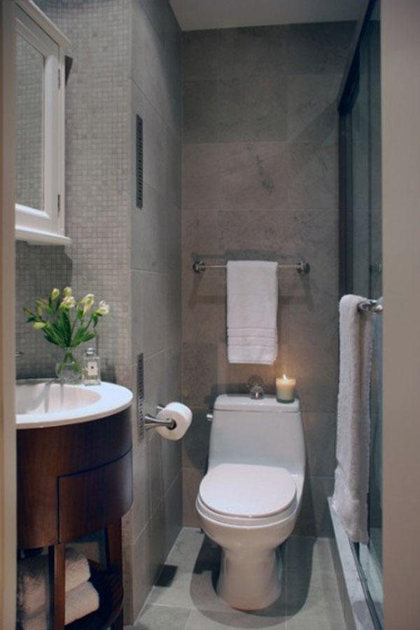 100 Small Bathroom Designs & Ideas - Hative on Small Area Bathroom Ideas  id=33912