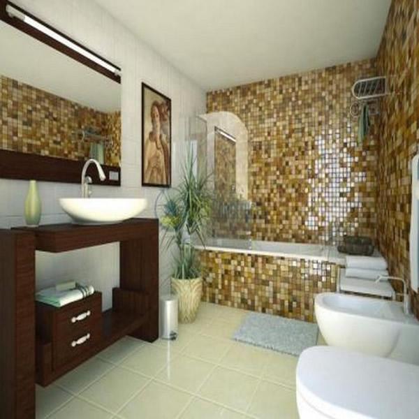 100 Small Bathroom Designs & Ideas - Hative on Small:tyud1Zhh6Eq= Bathroom Remodel Ideas  id=21368