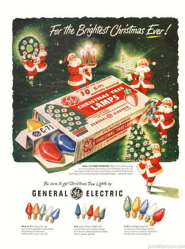 50 Beautiful Vintage Christmas Ads Showcase Hative