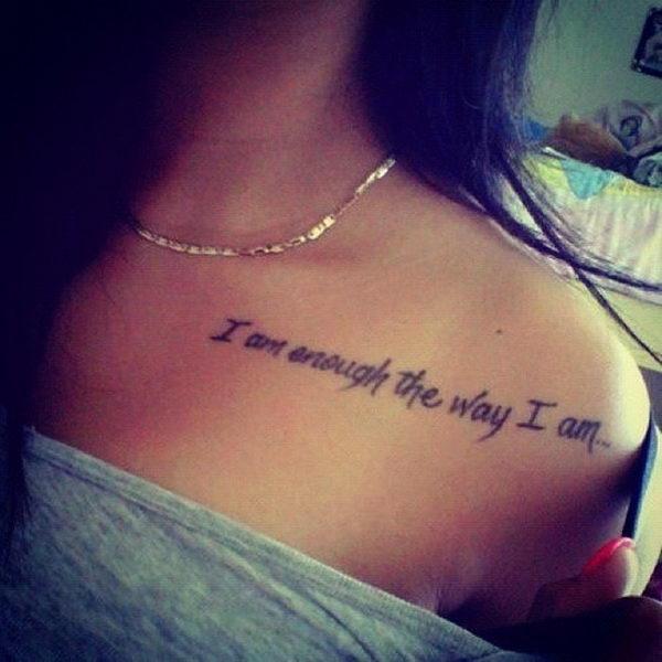 I Refuse Sink Anchor Tattoo