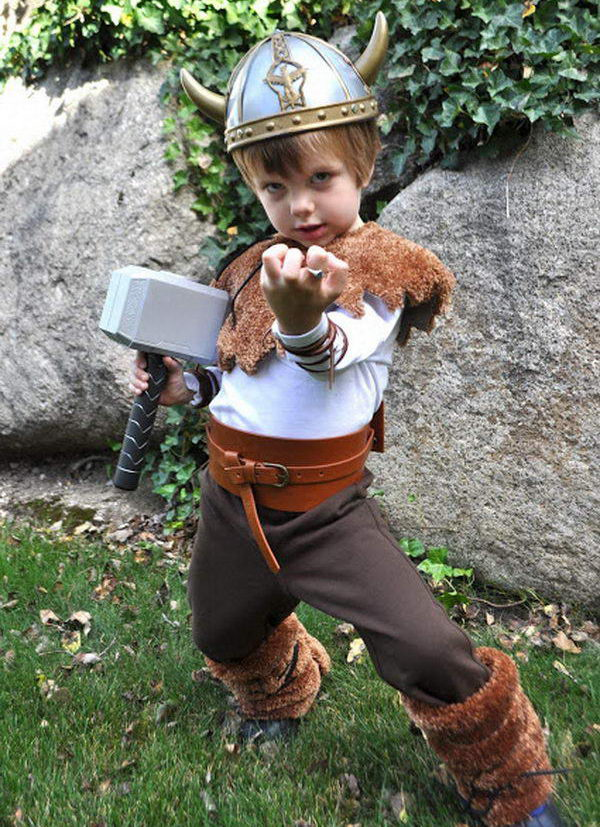 50 Creative Homemade Halloween Costume Ideas For Kids