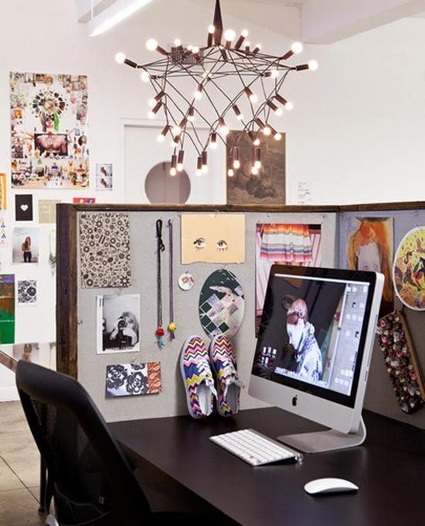 12 Ways To Decorate Your Cubicle
