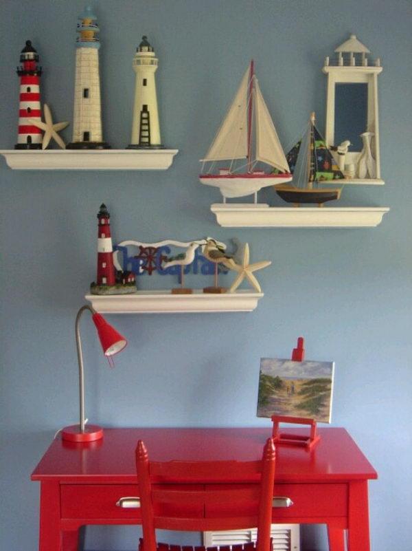 20 Creative Nautical Home Decorating Ideas Hative