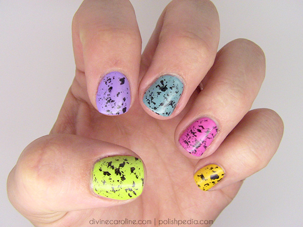 Simple Nail Art Designs For Short Nails S