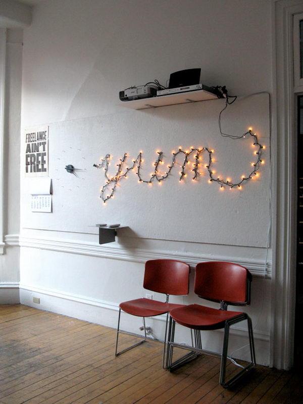 The editors of publications international, ltd. 30+ Cool String Lights DIY Ideas - Hative
