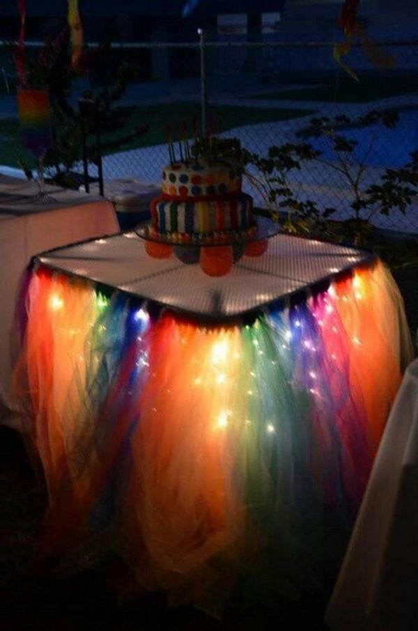 We may earn commission on some of the item. 30+ Cool String Lights DIY Ideas - Hative