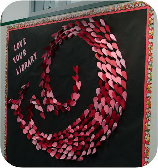 Creative Valentines Day Bulletin Board Ideas Hative