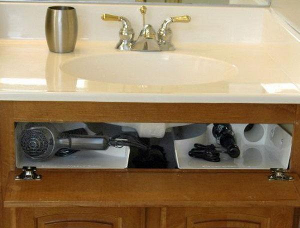 creative under sink storage ideas hative