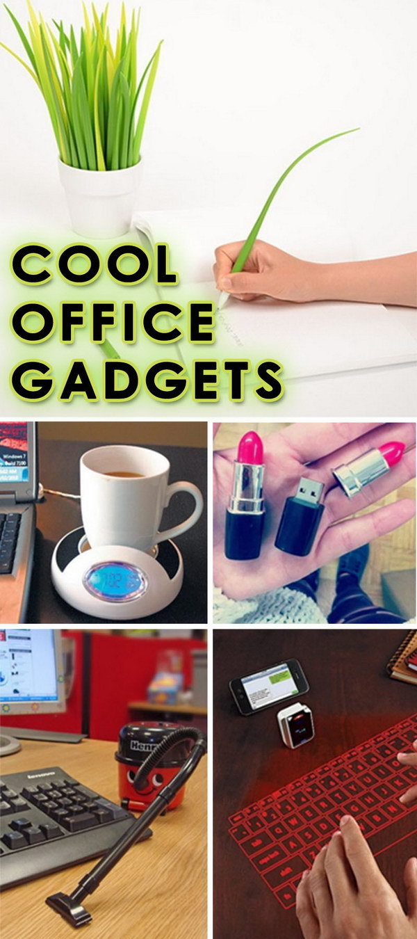 Cool Office Gadgets - Hative on Awesome Ideas  id=36565