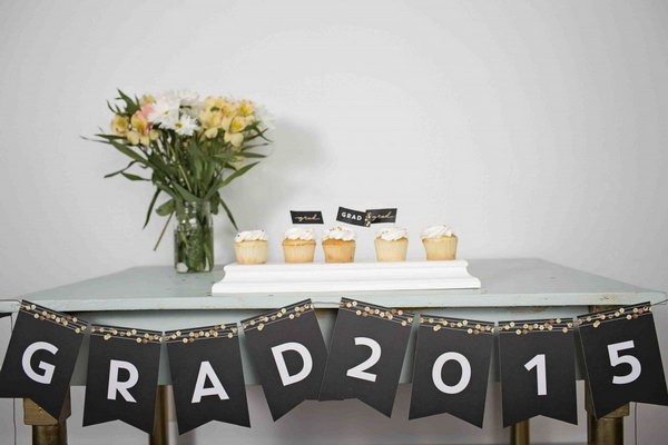 Best And Simple Graduation Party Decoration Ideas To Try Lovely Decor