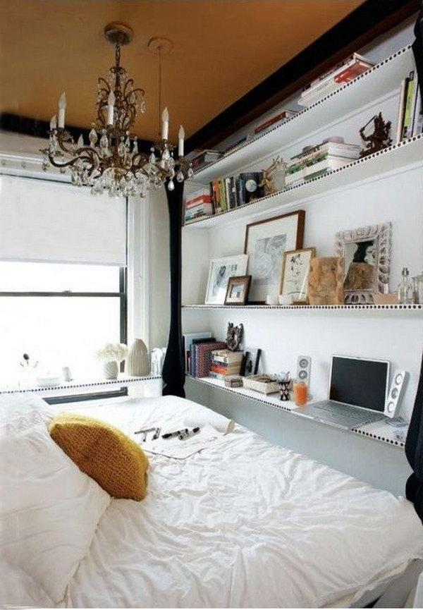 25 Creative Ideas for Bedroom Storage - Hative on Cheap:l2Opoiauzas= Bedroom Ideas  id=71465