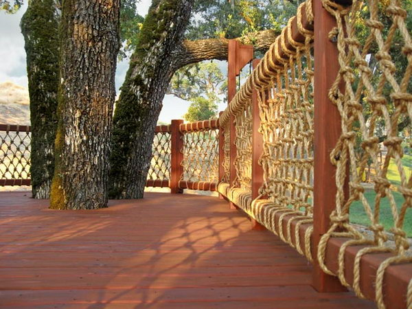 Pillars Porch Metal