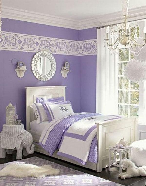 title | Purple Girl Room