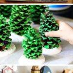 20 Homemade Christmas Decoration Ideas Tutorials Hative