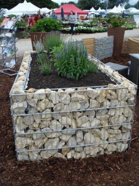 rock raised garden bed ideas 30+ Raised Garden Bed Ideas - Hative