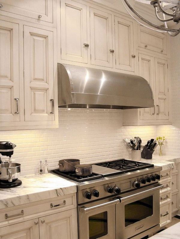 35 Beautiful Kitchen Backsplash Ideas - Hative on Countertops Backsplash Ideas  id=19311