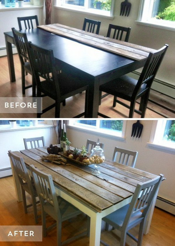 Creating a space that is worthy of. Easy And Budget-Friendly Dining Room Makeover Ideas - Hative