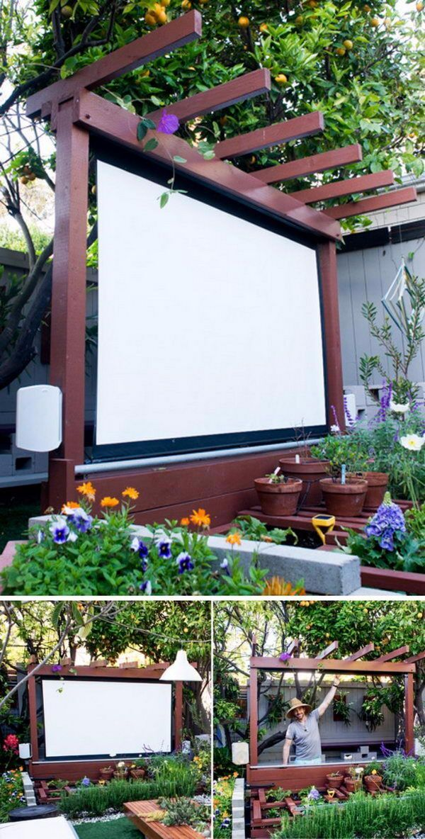 20 Awesome DIY Backyard Projects - Hative on Diy Back Garden Ideas  id=36037
