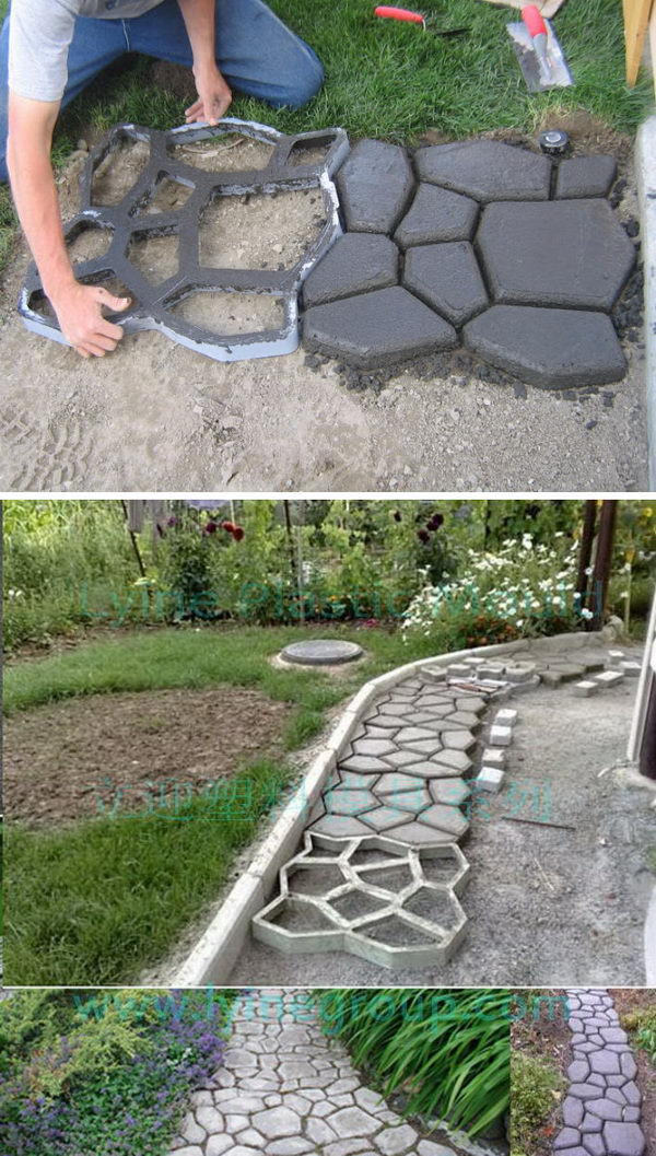 20+ Concrete DIY Projects to Beautify Your Garden - Hative on Diy Concrete Patio Ideas id=47138
