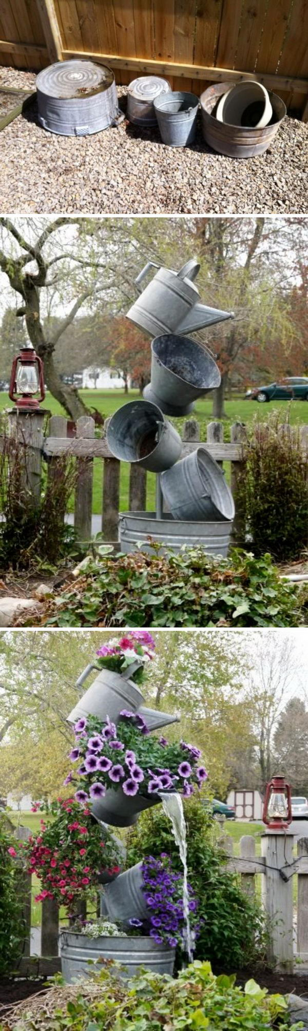 30+ Fun and Whimsical DIY Garden Projects - Hative on Whimsical Backyard Ideas id=91316