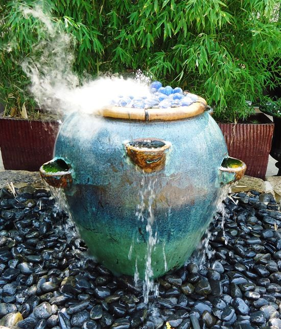 40 Great Water Fountain Designs For Home Landscape - Hative on Home Garden Fountain Design id=65199
