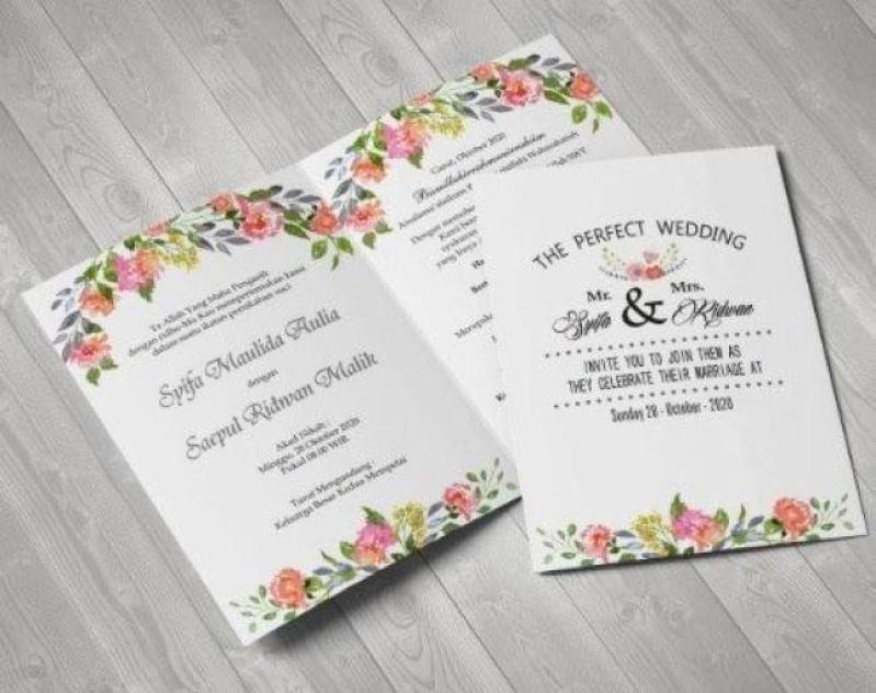 Undangan Pernikahan Banjarmasin