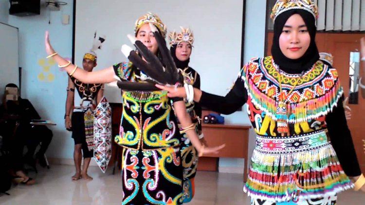 Tari Adat Kalimantan Utara