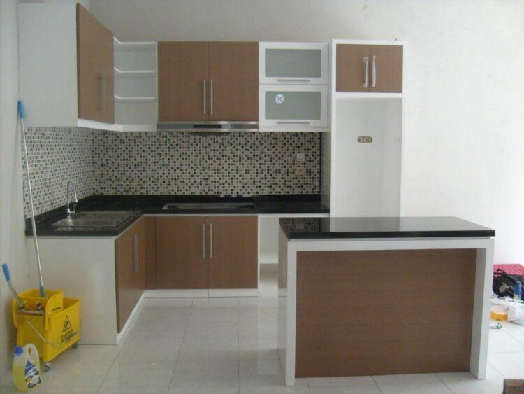 Model Lemari Gantung Dapur