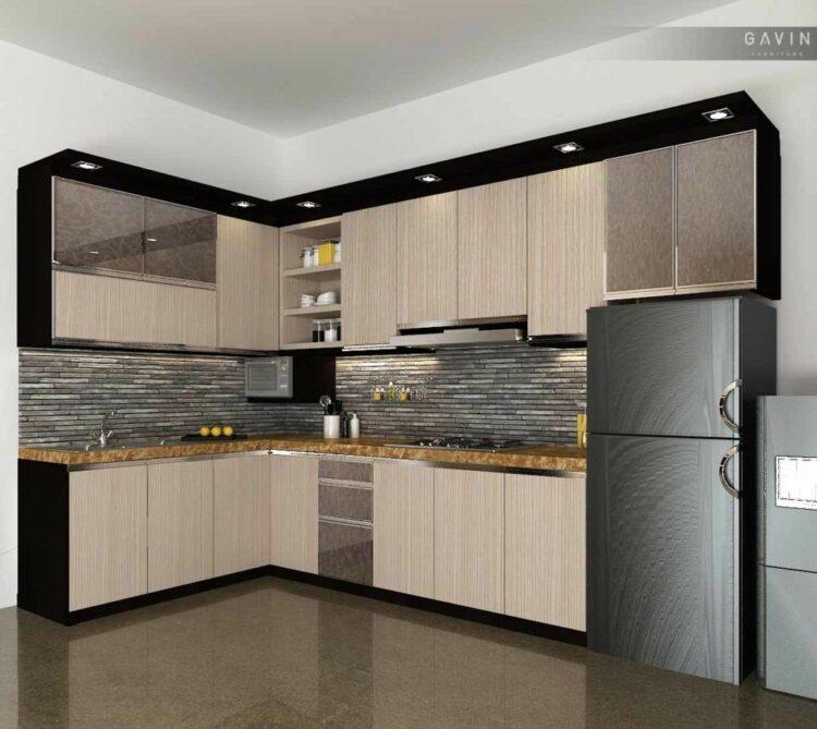 Contoh Kitchen Set Minimalis untuk Dapur Idaman Anda