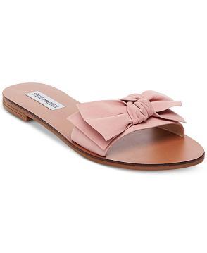 Steve Madden Women's Knotss Flat Sandal