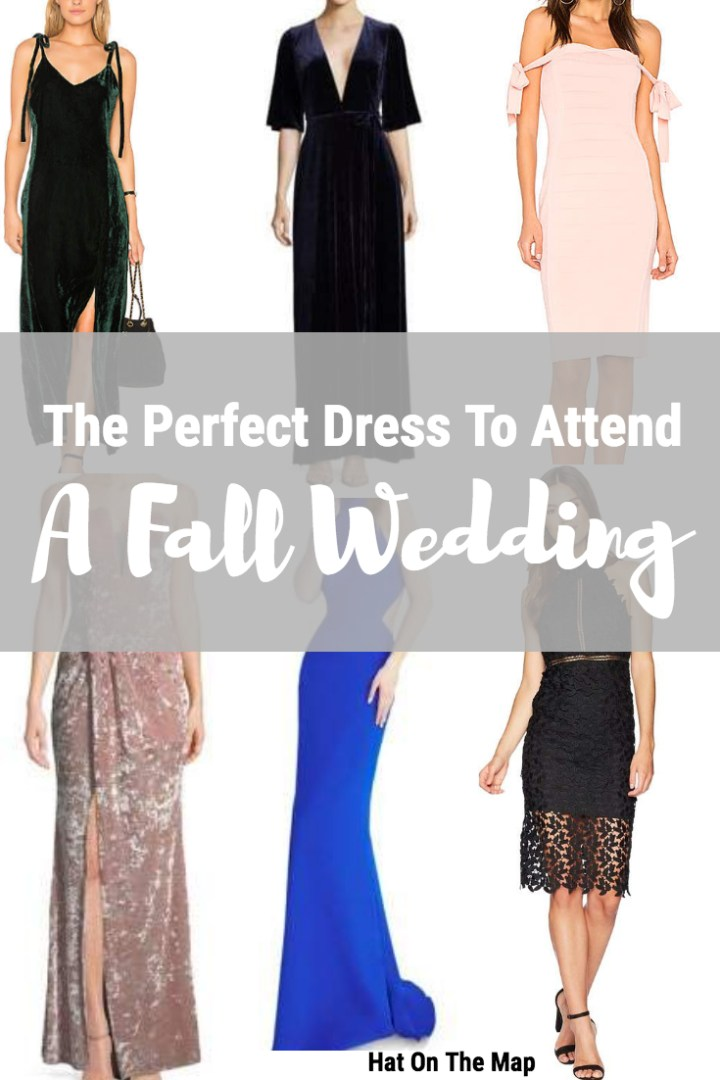 The Perfect Dress to Wear to A Fall Wedding; A Comprehensive Outfit Guide For Wedding Guests