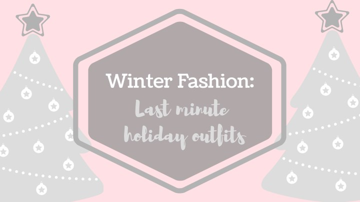 Amazon Fashion Haul: Last Minute Holiday Outfits