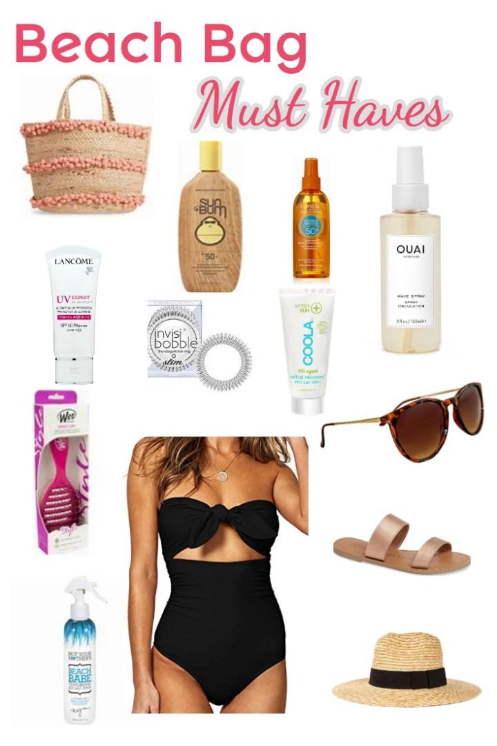 Must-Have Beach Bag Essentials