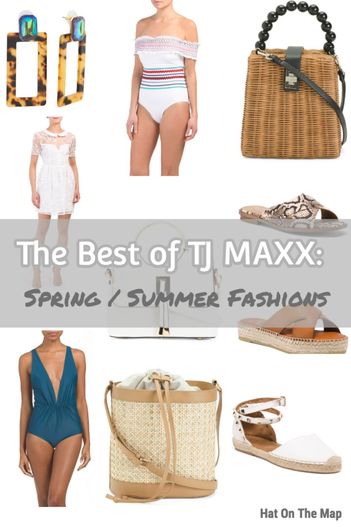 The Best of TJ MAXX: Spring/ Summer Fashions